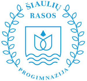 Rasos progimnazija logotipas